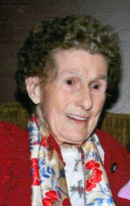 Betty  (Newick) Warrington