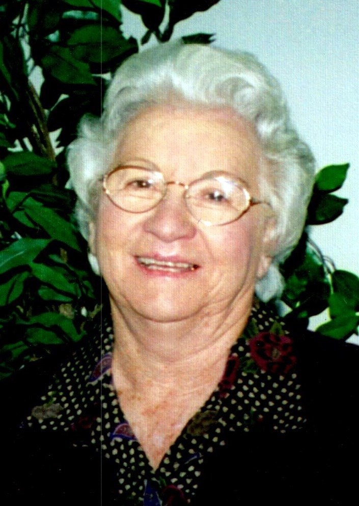 Mary Edith  Weldon