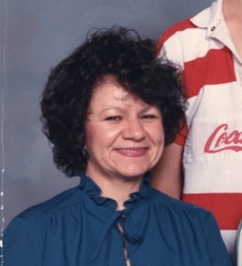Frances Landreneau  Blouin