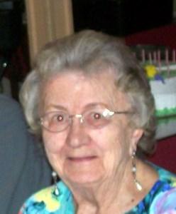 Mary M.  Irwin