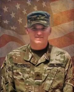 Sgt. Johnathan Mark  Haywood