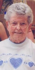 Blanche Marie  Patton