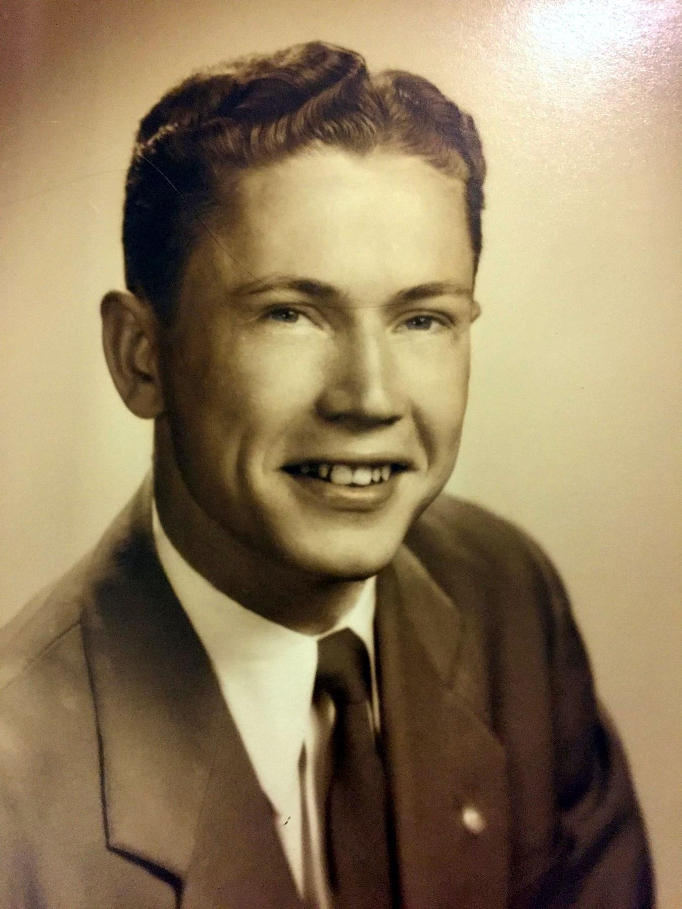 Hubert Madison  Hay