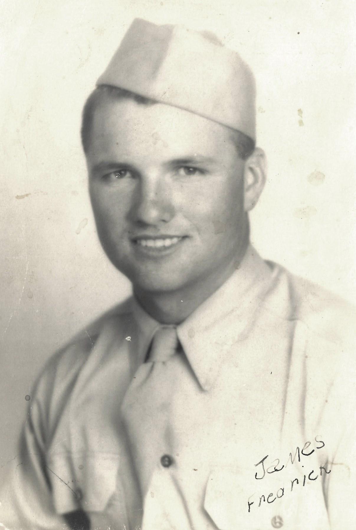 James Henry  Fredrick Jr.