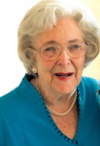 Mrs. Edith Donaldson  Strasburger