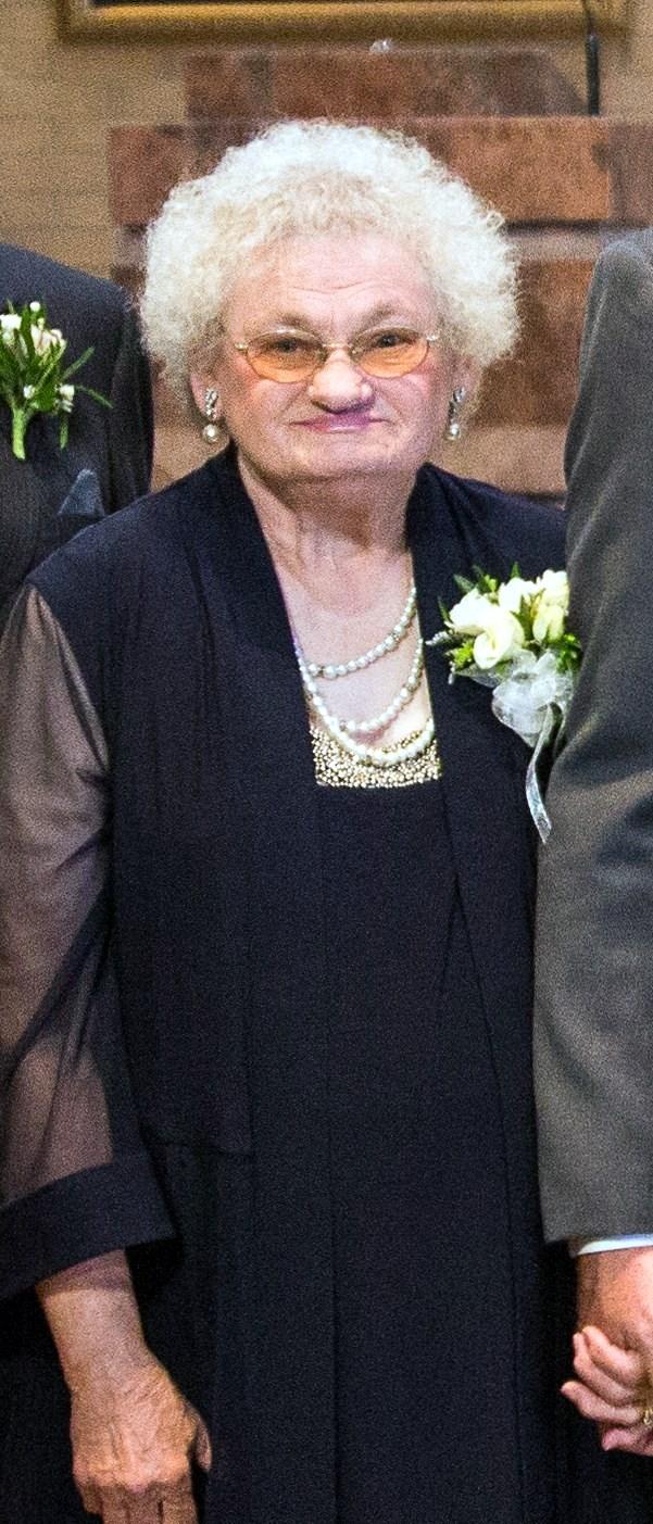 Jeanette Lillian  Carter