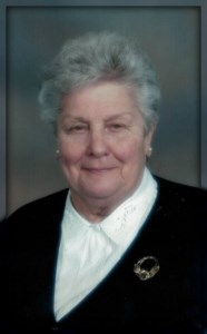 Sylvia Wilhemine  Bergquist