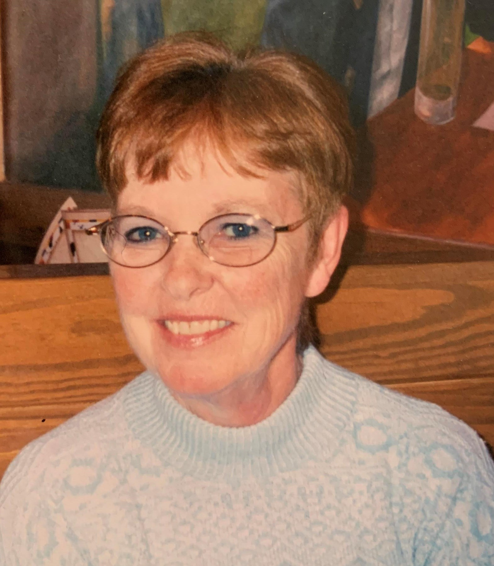 Mary Kathleen Awajan Obituary - Fairfax, VA