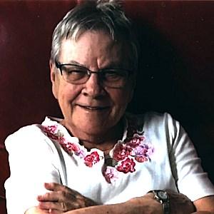 Andrée  Joncas (née Grefford)