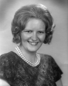 Mona Kathleen  Hazel