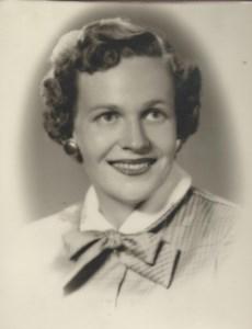 Mrs. Florence  MacKenzie (nee McMillan)