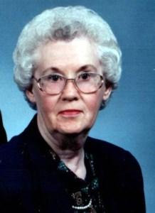 Alma Jestine  Smith