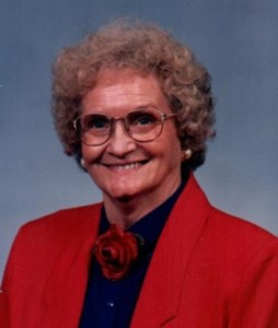 Betty Lorraine  Stricker