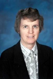 Sister Alicia  McNally