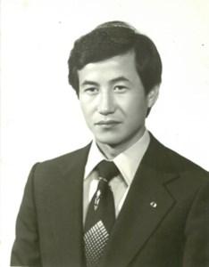 """Yong-Ju """"Harold""""  Cho"""