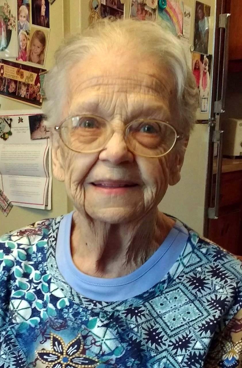 Betty M.  Luksevish