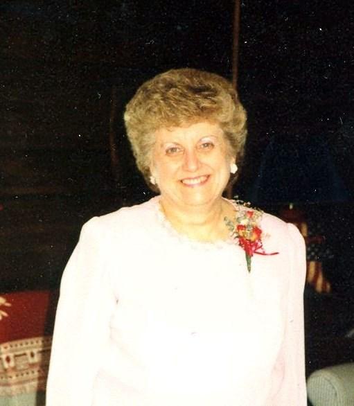 Donna Lou  Von Schriltz