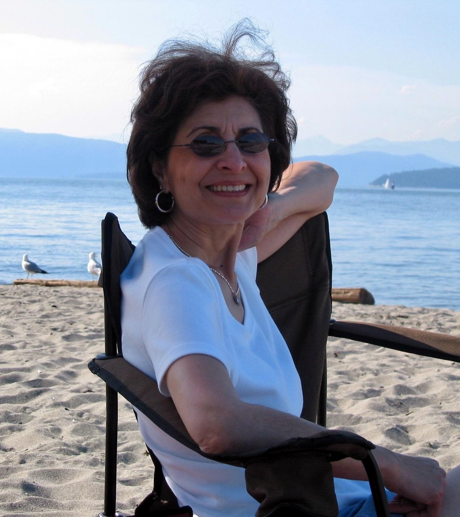 Vita Ann  Rose