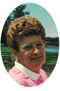 Mona Faye  Frank