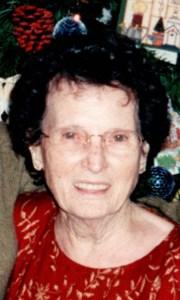 Mae E.  Bell