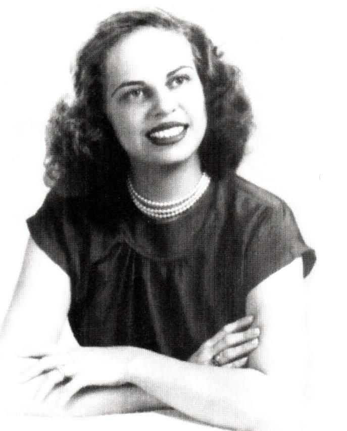 Mercedes Mary  Jamison