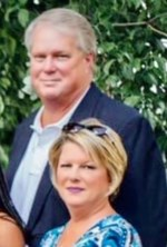 Lee and Stephanie Courson