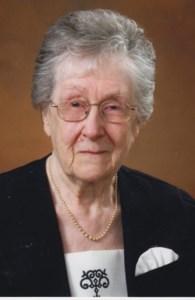 Lucille  Guérard (Née Duval)