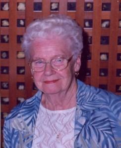 Marguerite Kathleen  HARRIS