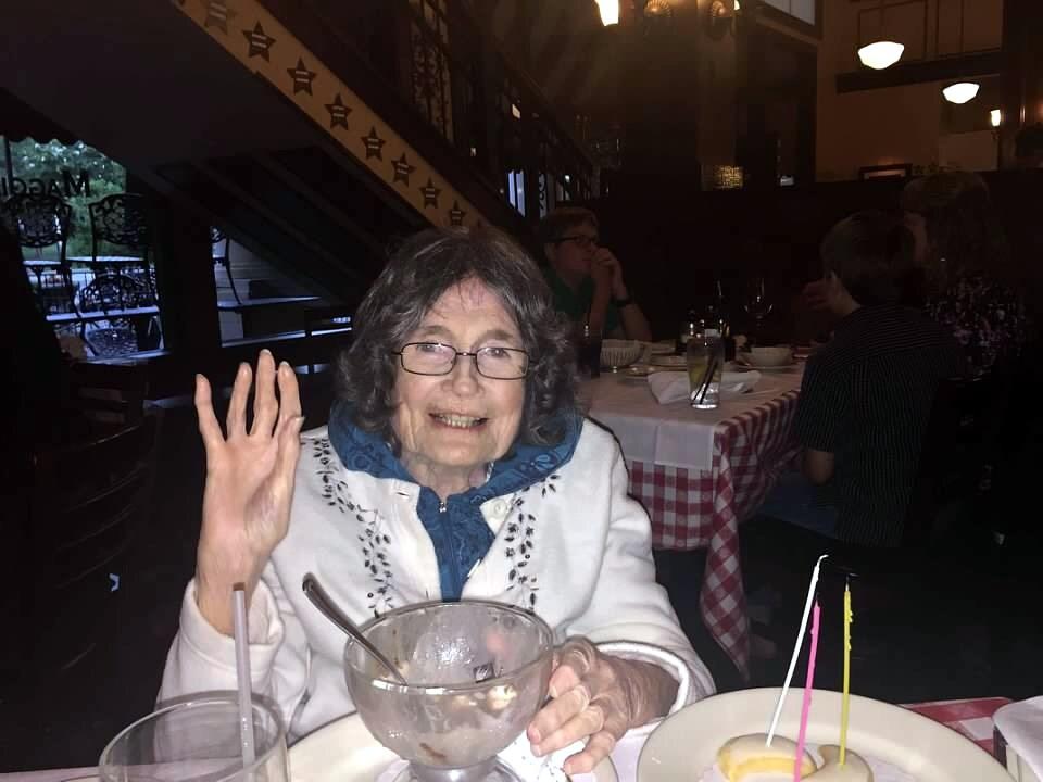 "Margaret ""Peggy"" Josephine Lawlor  Perrone"
