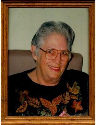 Thelma Oates