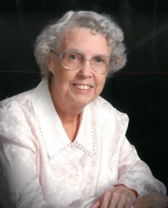 Margaret  (Cook) Richardson