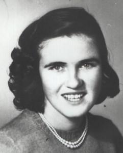 Betty Irene  Riley