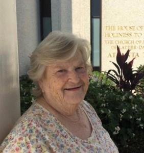 Carolyn Rebecca  Teel