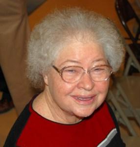 Betty Jean  Saxe Mitchell