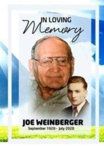 Joseph Weinberger