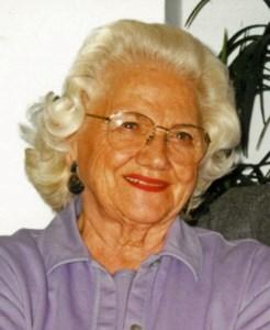 Thelma  Geise