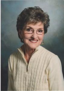 Margaret Joan  Baxter