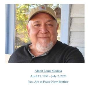 Albert Louis  Medina
