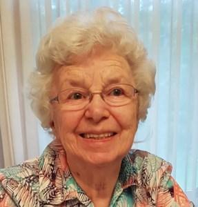 Doreen Myrna  Webber