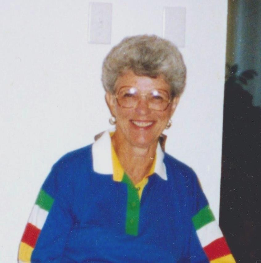 Patsy Ruth  Turk