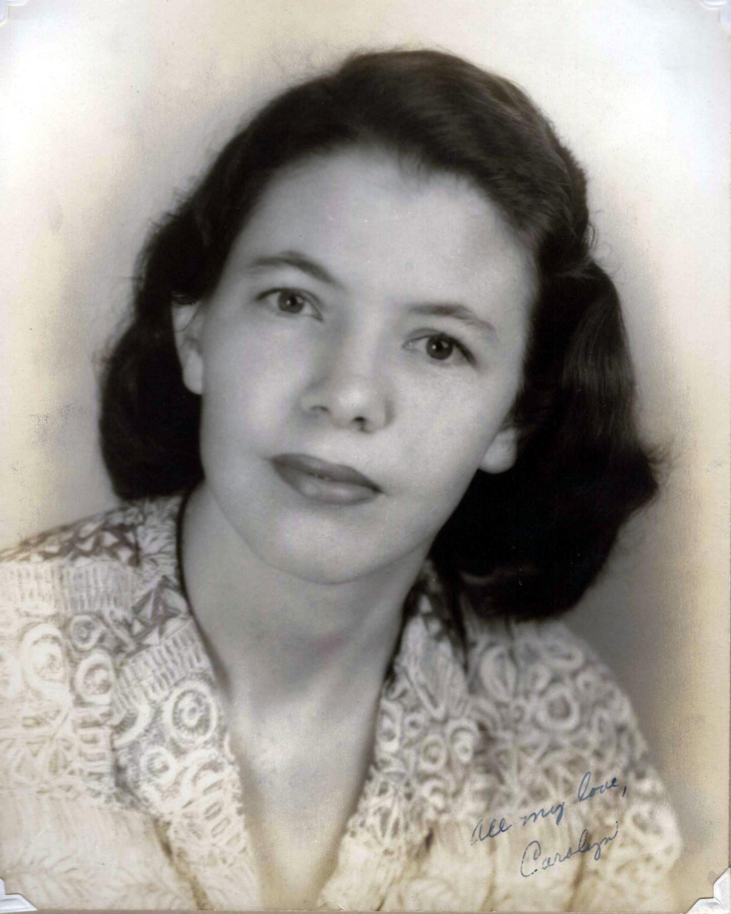 Carolyn Antoinette Culpepper  Carter
