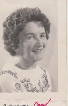Carmen Ouellette
