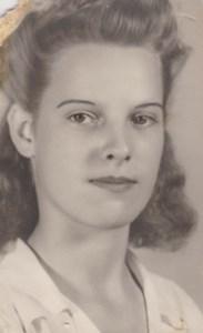 Mary Frances  Huff
