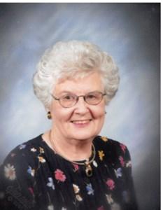 Dorothy Ann Danielson  Hill