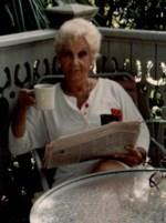 Ethel Hayes (nee Katsereles)