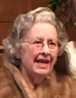 Obituary of Frances Holler Formby