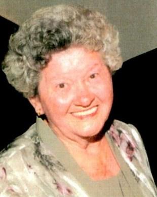 Lillian McCrary