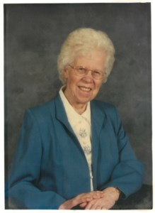 Ruth Evelyn  Campbell