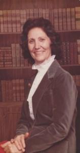 Mary Ellen  Spence