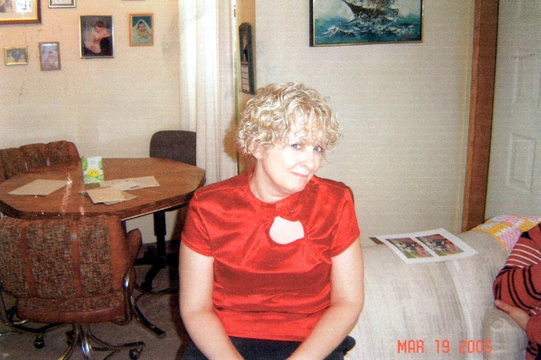 Wendy Jean  Volkaert